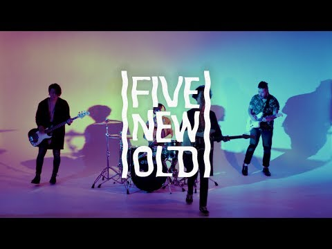 FIVE NEW OLD - By Your Side  【Official Music Video】