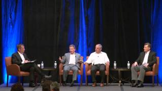 Spring Symposium 2012: Executive Panel - Improving Shipper-Carrier Relations