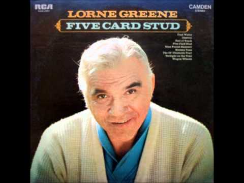 Lorne Greene Ringo