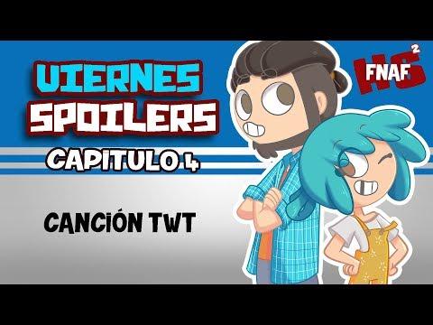 VIERNES DE SPOILER Y EVENTO EN ASTURIAS (NUEVO POSTER!!)   #FNAFHS 2