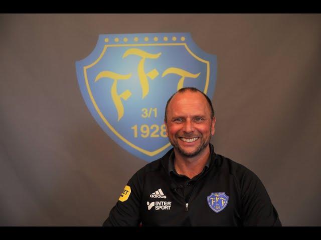 Ledarstaben i Falkenbergs FF - del 3: Jonas Axeldal