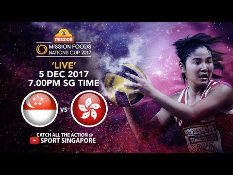 Singapore 🇸🇬 vs 🇭🇰 Hong Kong | Mission Foods Nations Cup 2017