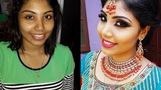 Srilankan Bridal Makeover || Beauty Dosage Bridals Thumbnail