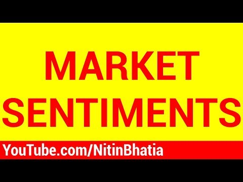 Stock Market #11 - Market Sentiments, Realty Sector, Asset Management Company