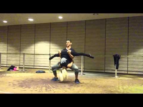 "Ricardo & Karen Trick ""Lift""_La Congress 2014"
