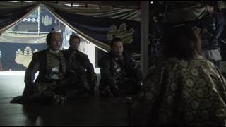 景勝様「俺ら3人みんな髻切って、お前と一緒に秀吉に謝ってやるってー」...