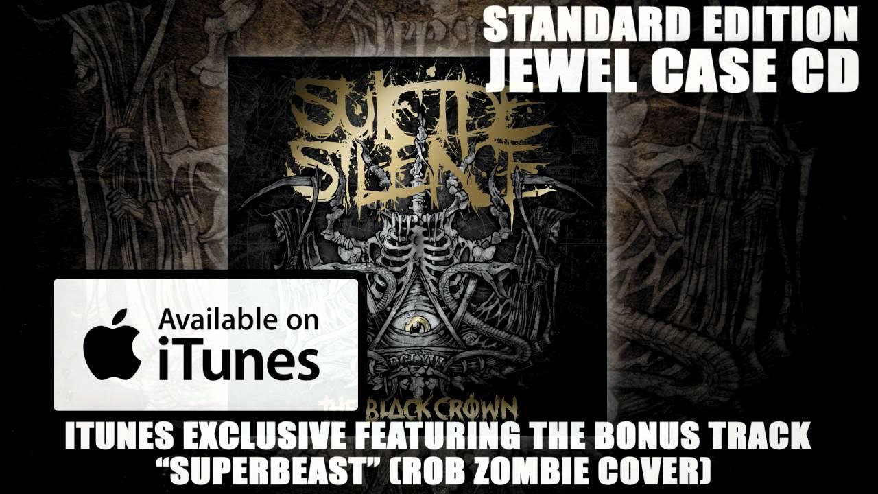 suicide silence 39 the black crown 39 album trailer youtube. Black Bedroom Furniture Sets. Home Design Ideas