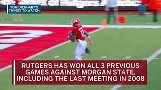 Week 3 Preview: Morgan State at Rutgers