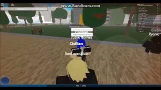 SEMI ANIME RPG?? | Blox No Hero Online | ROBLOX | Gameplay | Rubiks Gaming