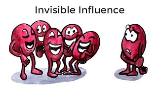 INVISIBLE INFLUENCE: The Hidden Forces that Shape Behavior by Jonah Berger