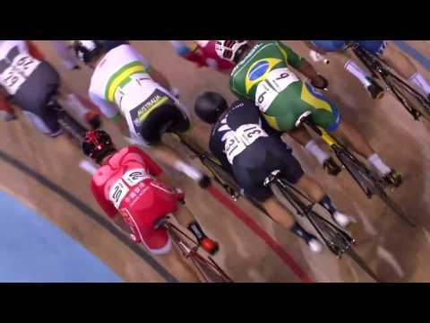TRACK WORLD CHAMPIONSHIPS 2016 - Elite Men's Omnium - Fernando Gaviria (Colombia)