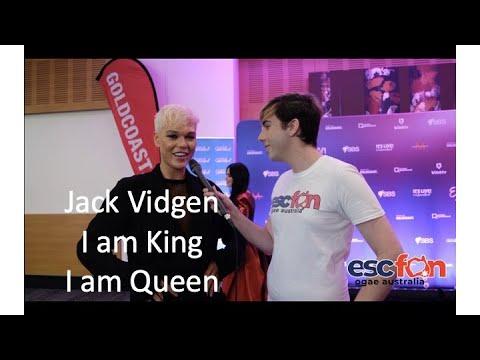 OGAE Australia Interviews Jack Vidgen (Eurovision - Australia Decides Contestant)