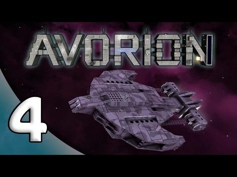 Avorion - 4. Ferret Warship [inc speedbuild!] - Let's Play Avorion Gameplay