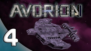 Avorion - 4. Ferret Warship [inc speedbuild!] - Let's Play Avorion Gameplay