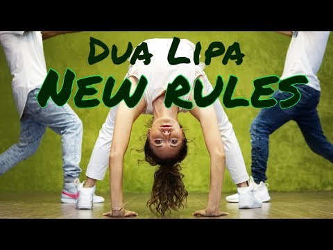 Dua Lipa - New Rules | Alyson Stoner Dance Cover