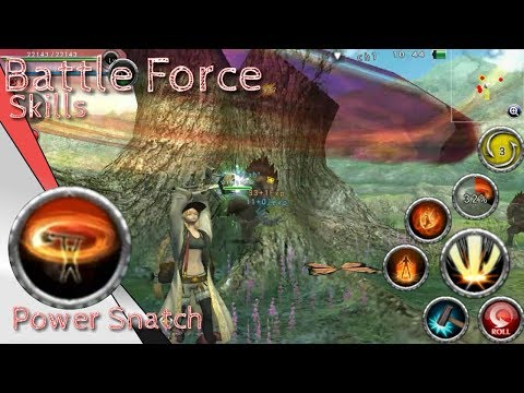 RPG Avabel Online : Battle Force Skill