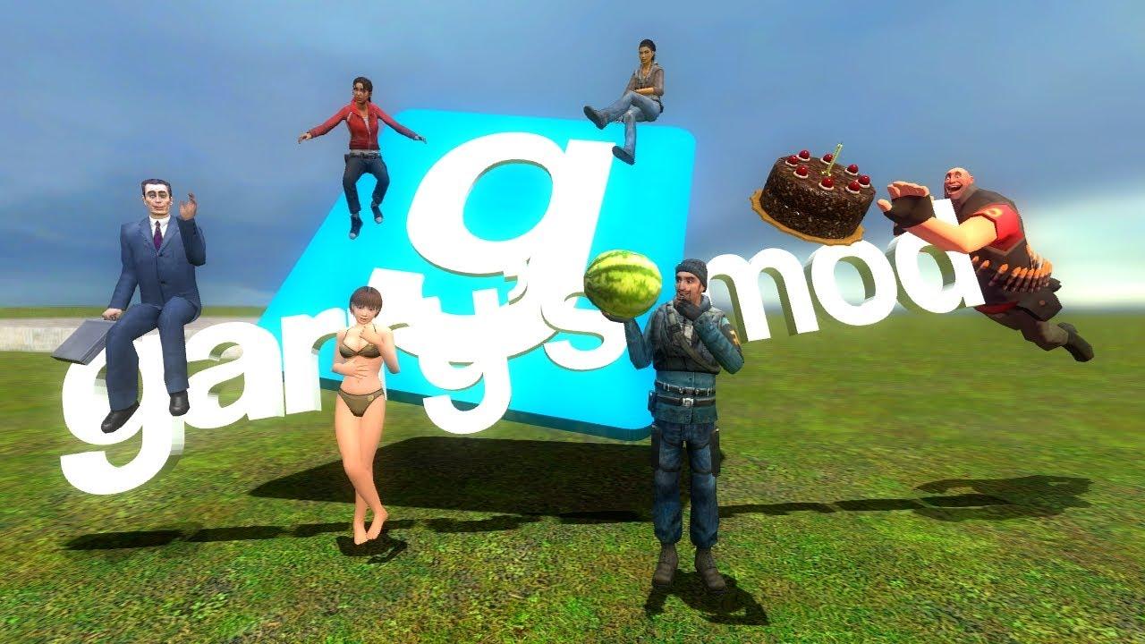 Garrys Mod Online Spielen