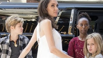 The Truth About Angelina Jolie's Life As A Single Mom