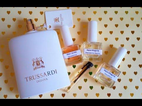 Мой выбор парфюмов на лето 2018 года!