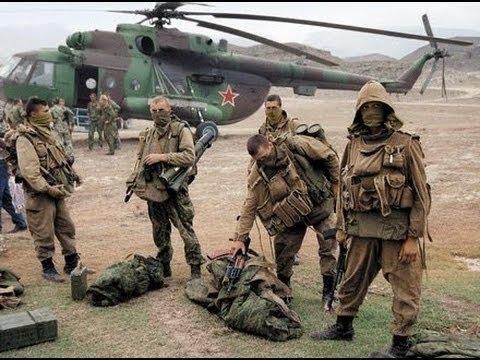 The Slavshit, Spetsnaz GRU on a training excercise. |Chechnya Spetsnaz Gru
