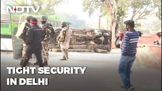 Farmers Protest | Inside Delhi's Red Fort Complex, Day After Unprecedented Violence