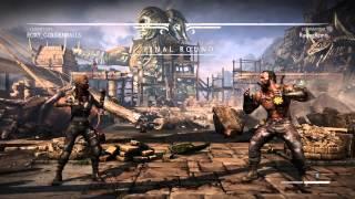 Mortal Kombat X : Who
