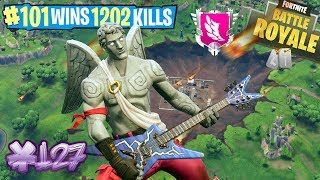 🔴 FORTNITE LV.60 NEW SKIN VENTURION!!! | WIN 10TH BATTLE PASS FROM 8.30pm WITH THE DONATORS!