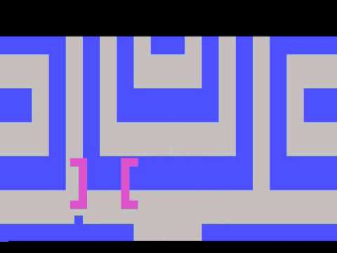 Atari 2600 - Adventure - The Secret Room