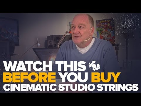 Watch this BEFORE you buy Cinematic Studio Strings [REVIEW]