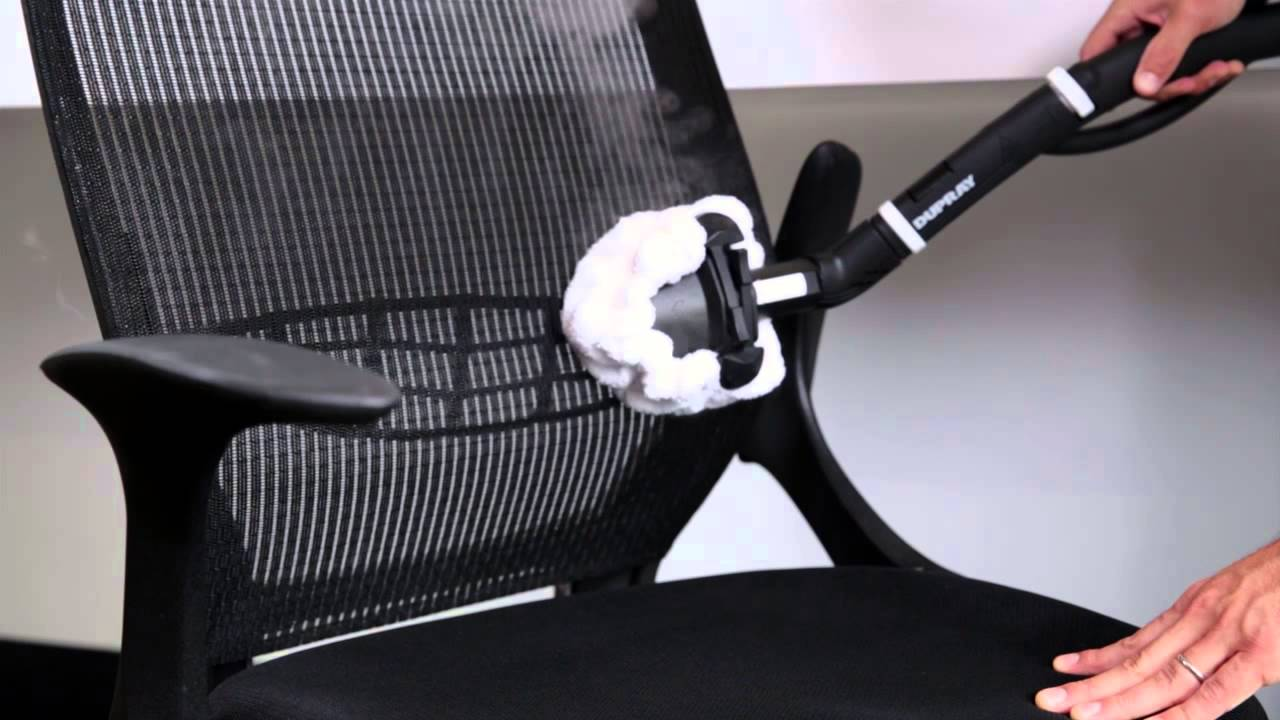How to Clean fice Chairs with a Steam Cleaner