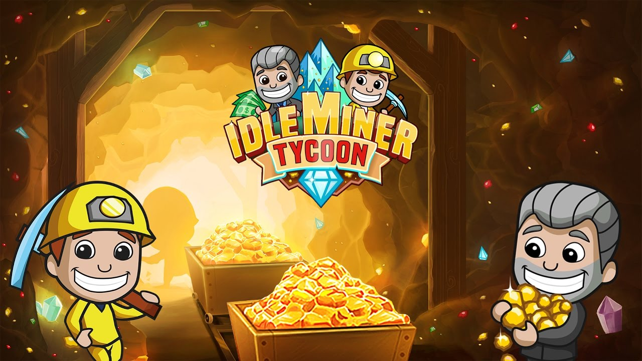 Idle Miner Tycoon Trailer - YouTube