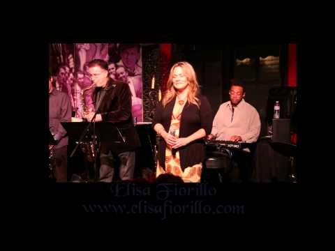 Elisa Fiorillo - Live at Kelly Clinton-Holmes Open Mic Cabaret