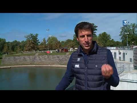 Mondiaux de canoé-kayak à Pau : Tony Estanguet nous présente le terrain de jeu