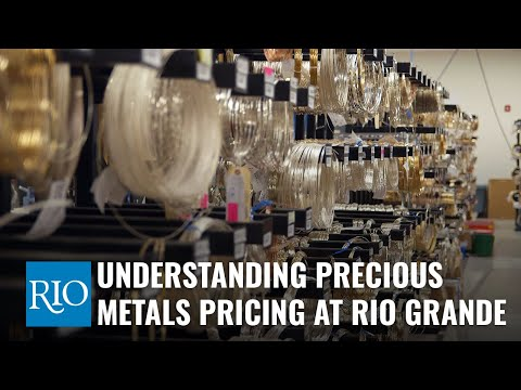 Understanding Precious Metals Pricing at Rio Grande
