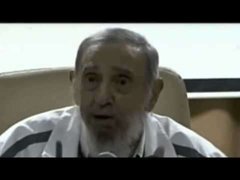 Fidel Castro Makes First Public Appearance since US-Cuba Announcement