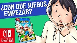 ¿Que juegos comprar primero para la Nintendo Switch? Mi recomendación y mi top 5!
