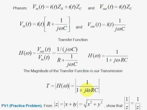 V3. Transfer Function - YouTube