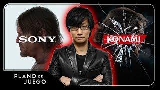 Hideo Kojima es un PELIGRO para los Videojuegos (Death Stranding - Historia) | PLANO DE JUEGO