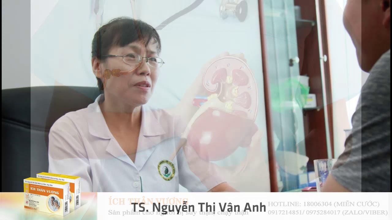 Bị sỏi thận 16mm có nên phẫu thuật không? TS Nguyễn Thị Vân Anh tư vấn