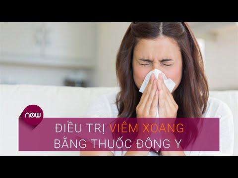 Điều trị viêm xoang bằng thuốc Đông y | VTC Now