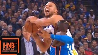 Golden State Warriors vs Oklahoma City Thunder 1st Qtr Highlights | 10.16.2018, NBA Season