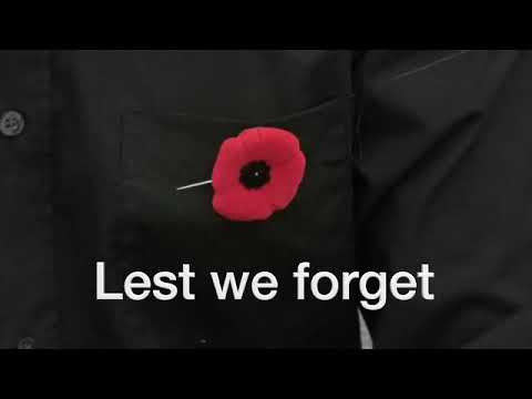 In Flanders Fields - Rosemary School Concert Choir - Remembrance Day 2020