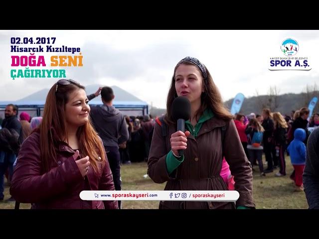 Doğa Seni Çağırıyor  Hisarcık Kızıltepe Yürüyüşü Katılımcı Röportajları IV