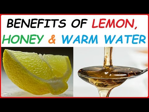 11 Benefits of Warm Water With Lemon and Honey in the Morning. Advantages & Biggest Reasons to Drink