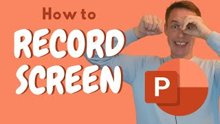 How to record your screen in Microsoft PowerPoint