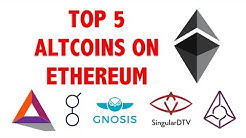 Top 5 Altcoins on Ethereum