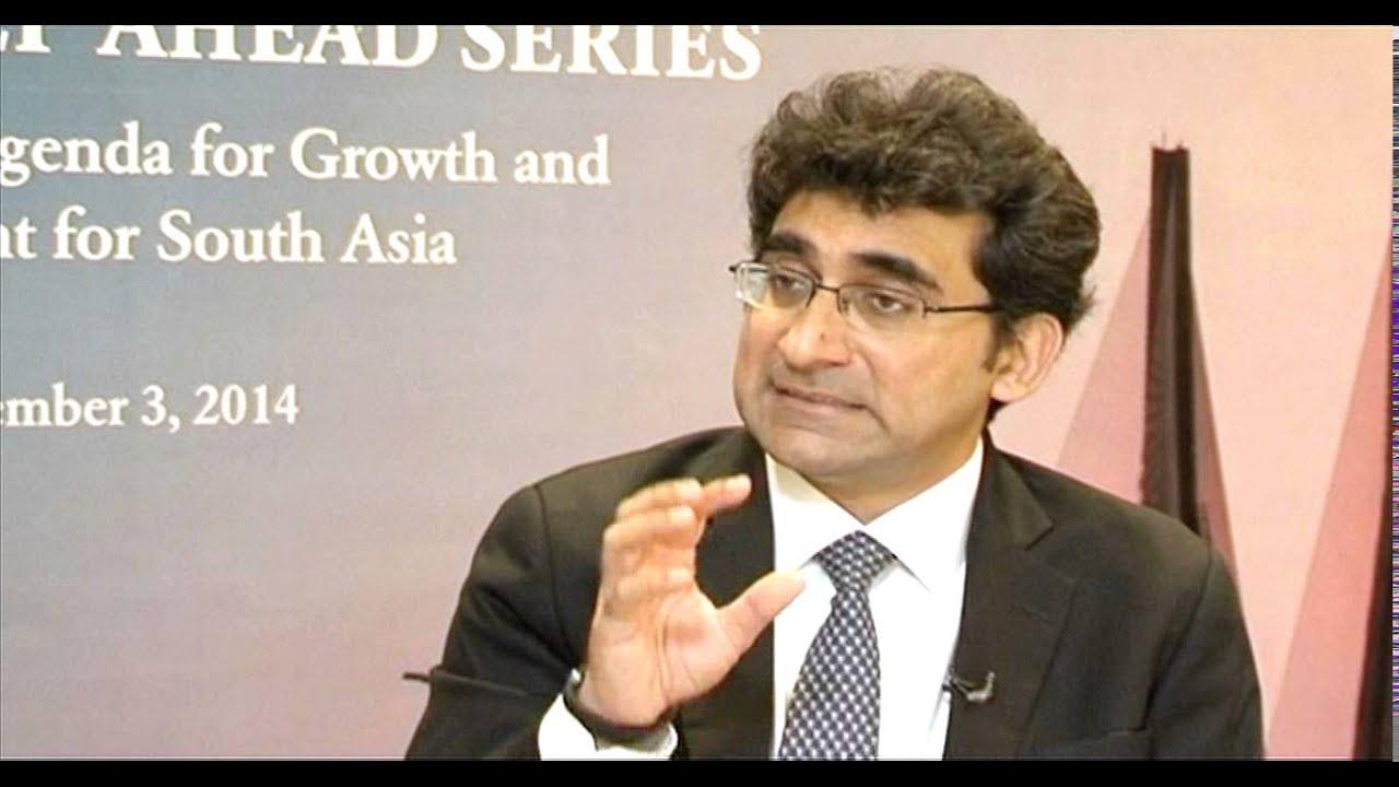 Chief India economist, JPMorgan- The JPMorgan - Asia Society