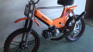 Puch Maxi Cross Story