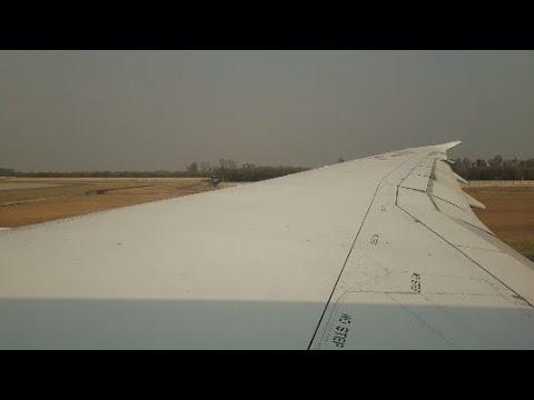 Wonderful Take Off From Delhi International Airport (IGIA)
