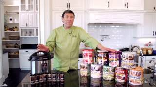 Honeyville Food Storage & Everyday Cooking With Chef Brad